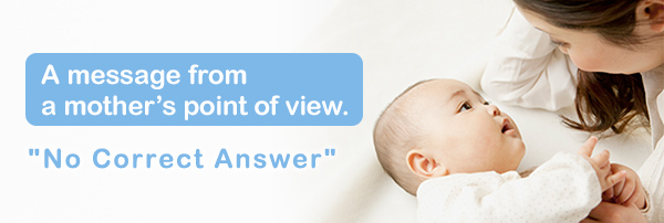 "A message from a mother's point of view. ""No Correct Answer"""
