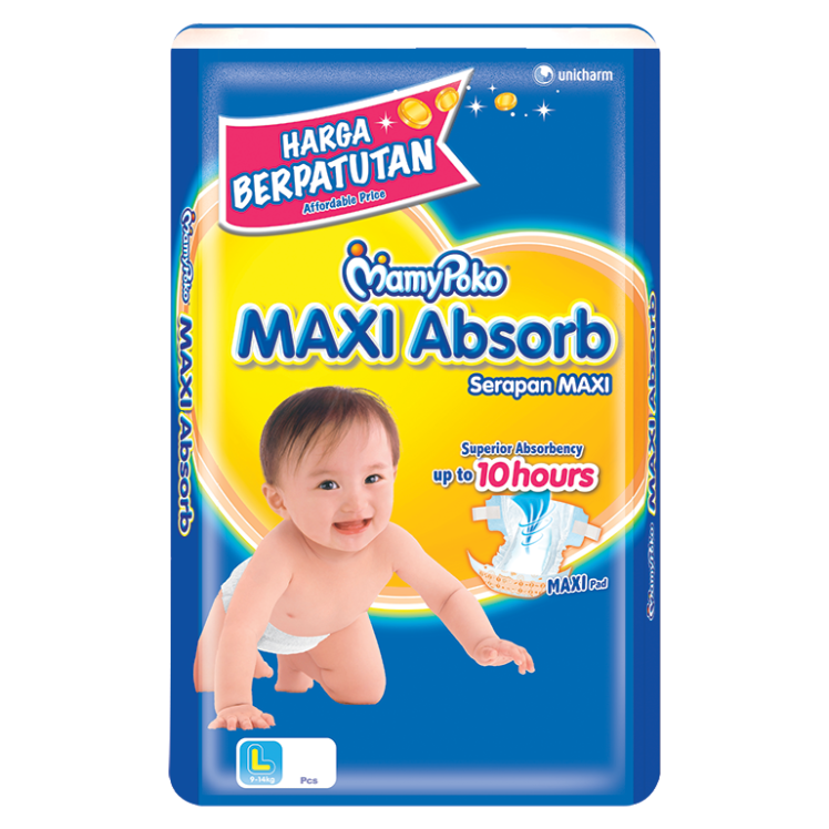 MamyPoko MAXI Absorb / L Size