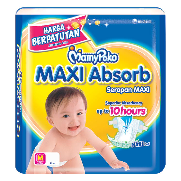 MamyPoko MAXI Absorb / M Size