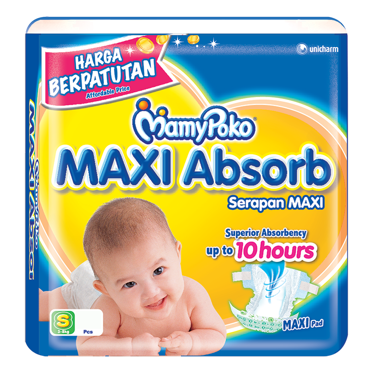 MamyPoko MAXI Absorb - S