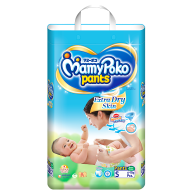 MamyPoko Pants Extra Dry Skin (S Size)